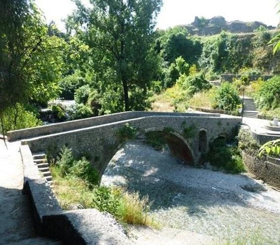Ribnica Bridge - Rio Verde