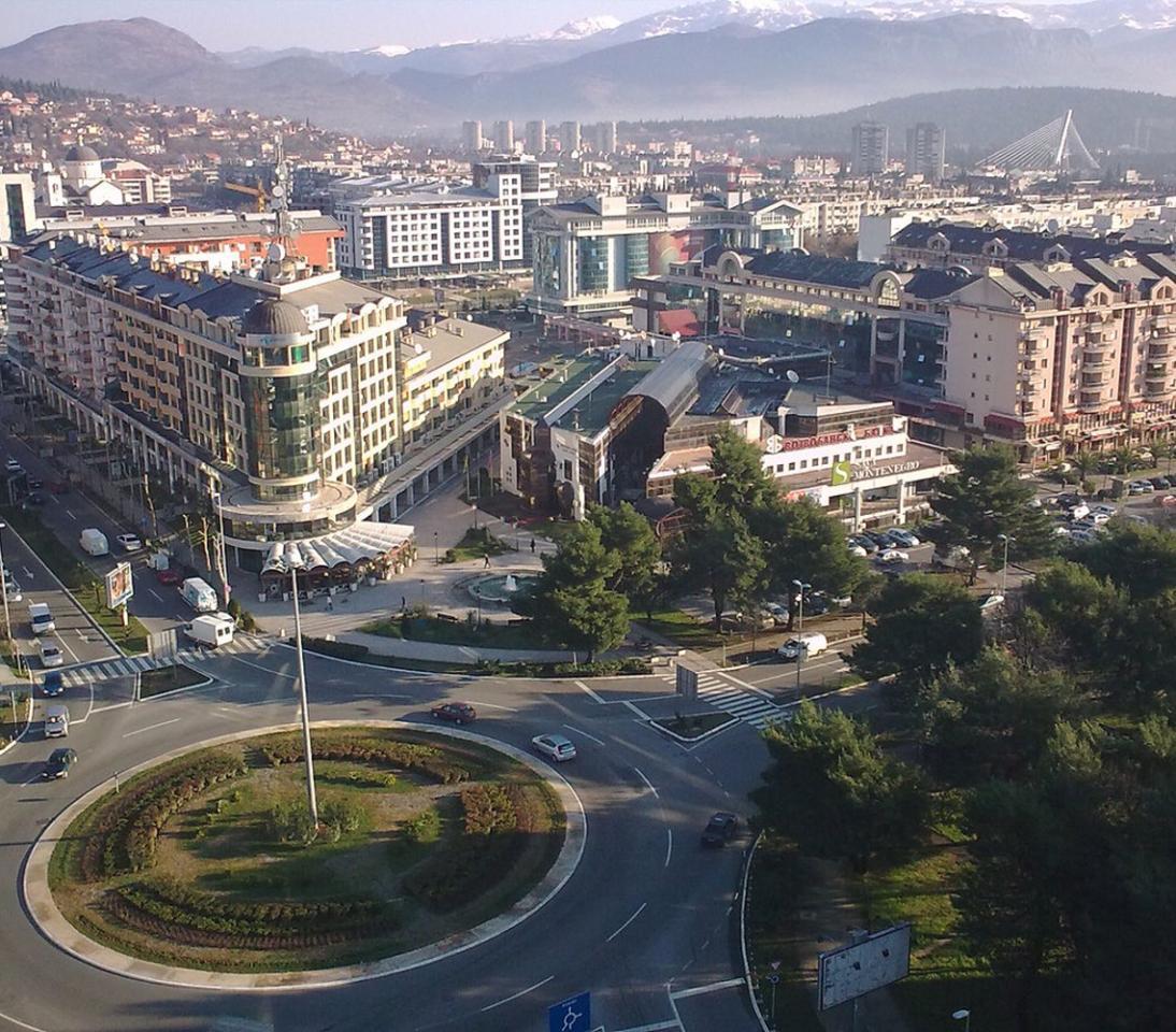 Podgorica - Rio Verde