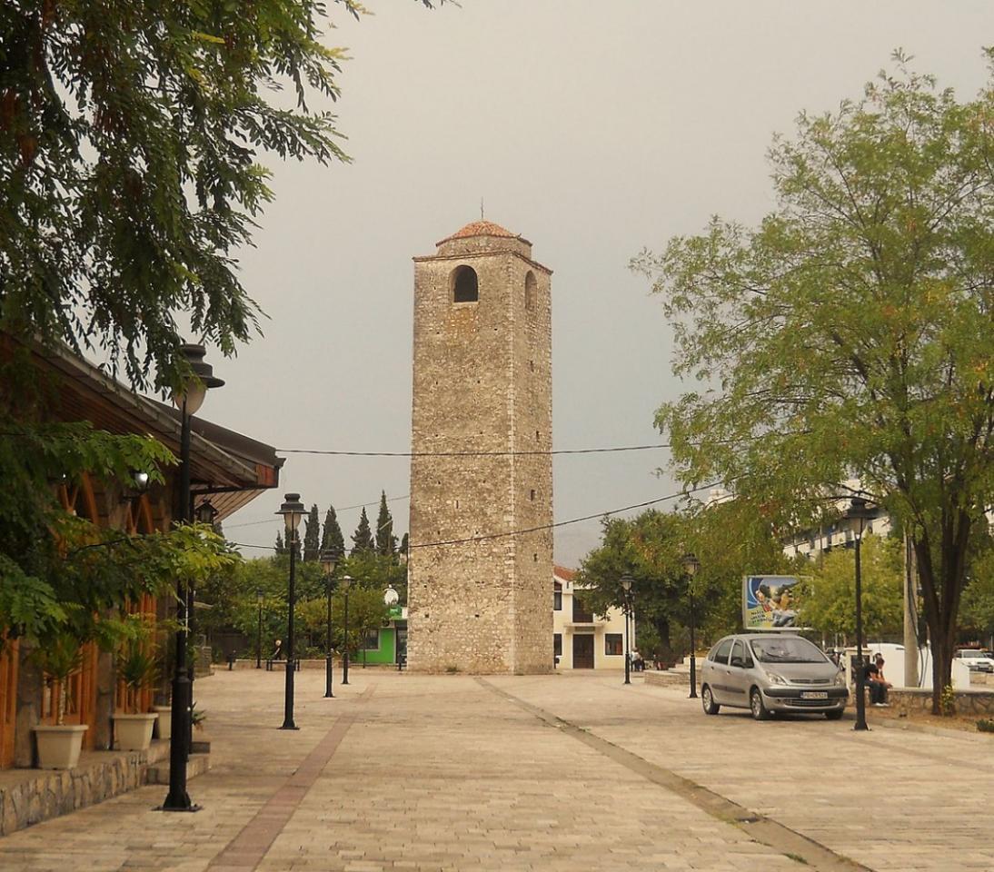 Clock Tower of Podgorica - Rio Verde